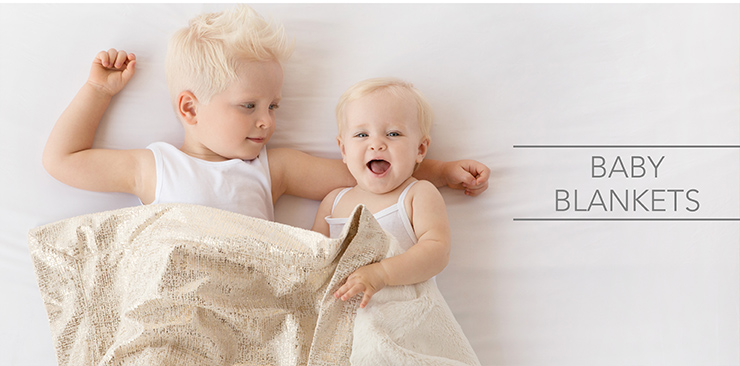 Plush Baby Blankets