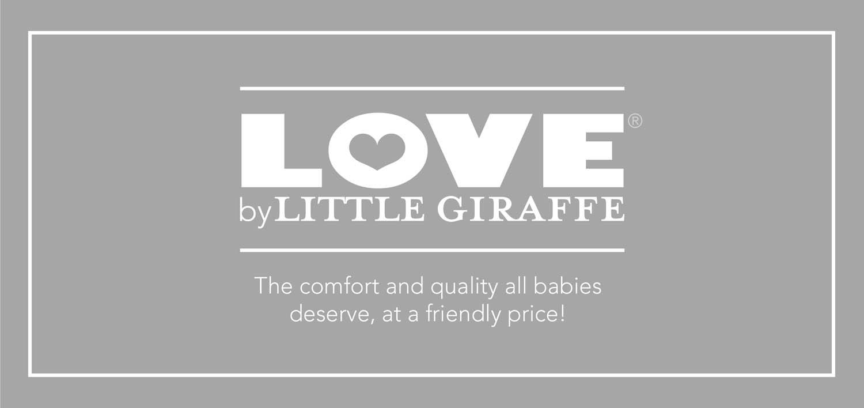 LOVE by Little Giraffe