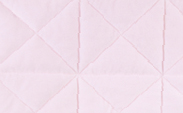 Bliss Cross Quilt :: Pink