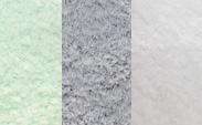 Celadon + Silver + White