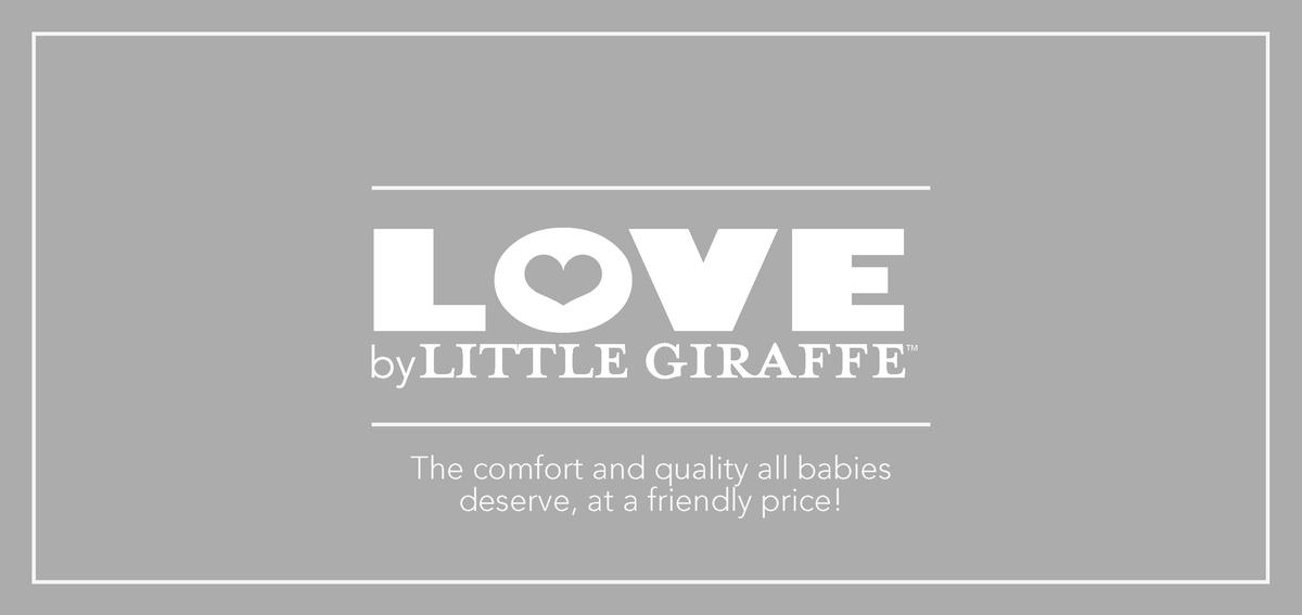 LOVE by Little Giraffe