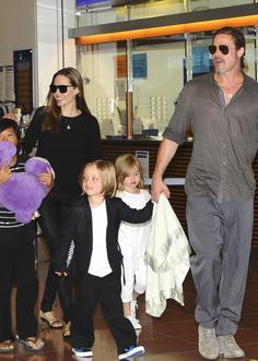Angelina Jolie Blanket