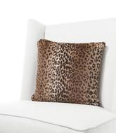 Luxe Leopard™ Throw Pillow