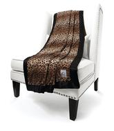 Luxe™ Leopard Throw