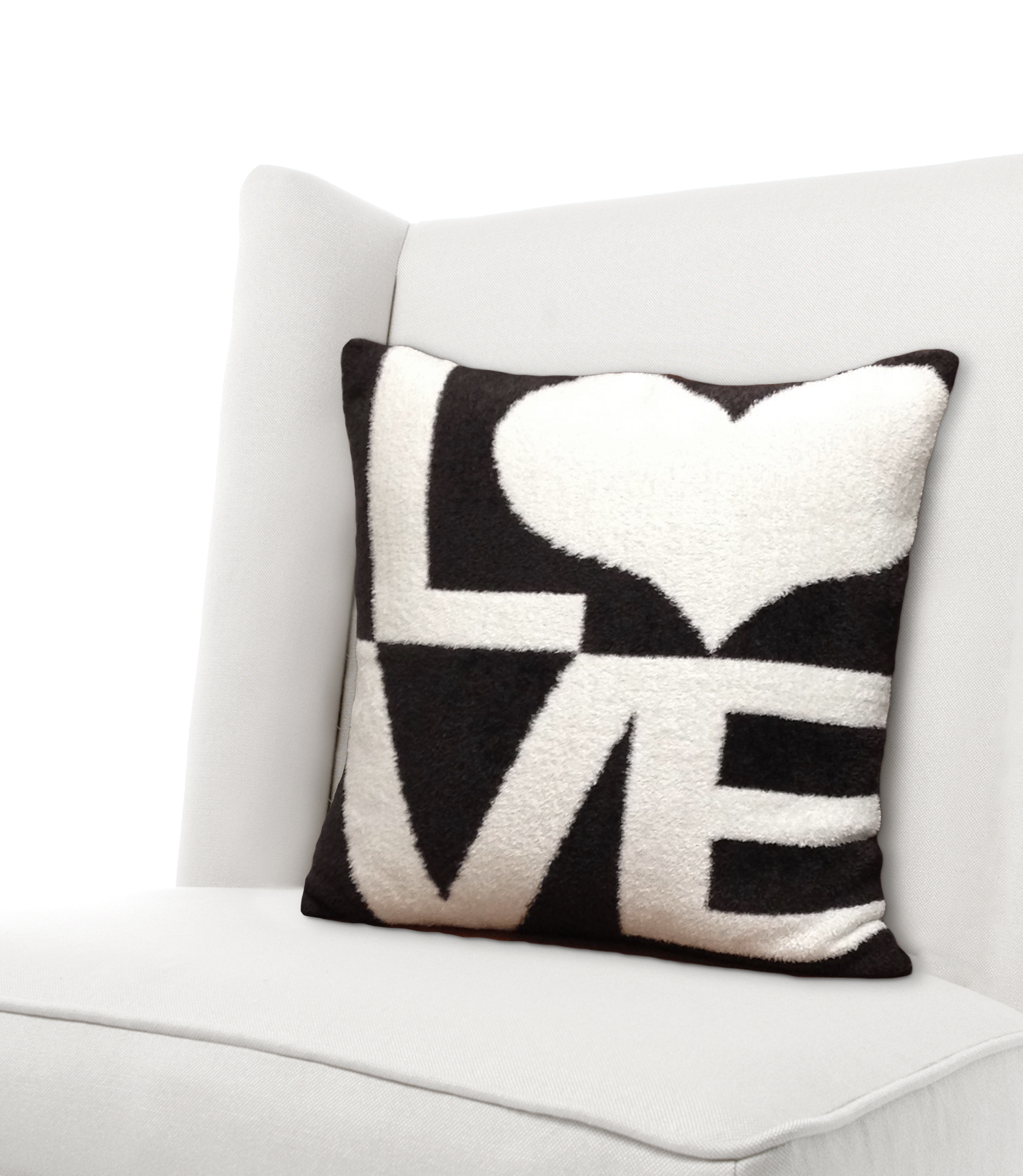 Dolce LOVE Throw Pillow