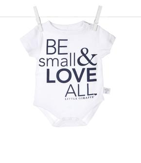 Be Small & Love All™ Graphic Bodysuit