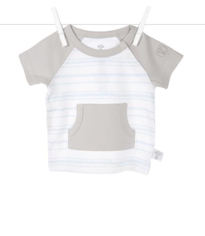 Coco™ Stripe Shirt w/Pocket