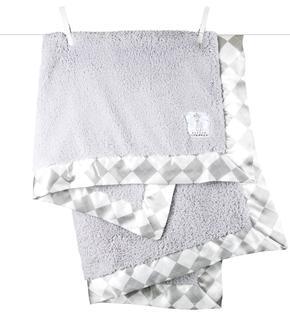 Chenille Argyle™ Blanket