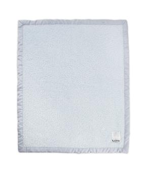 Cherish Satin Baby Blanket