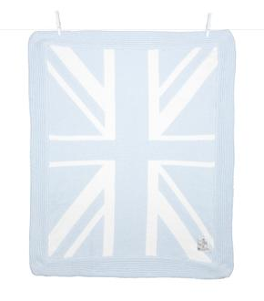 Dolce™ Union Jack Blanket