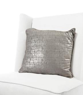 Luxe Lustre Rain Throw Pillow
