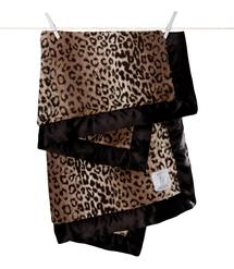 Luxe Leopard™ Baby Blanket