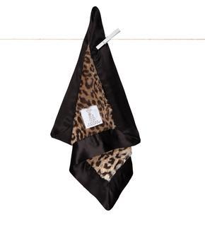 Luxe™ Leopard Blanky