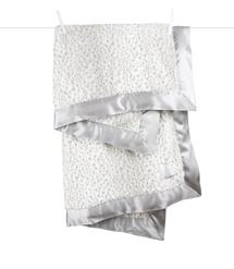 Luxe™ Snow Leopard Baby Blanket