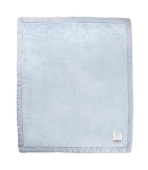 Posh Satin Baby Blanket