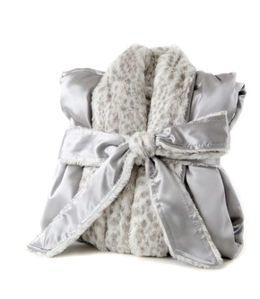 Luxe Snow Leopard™ Cover Up
