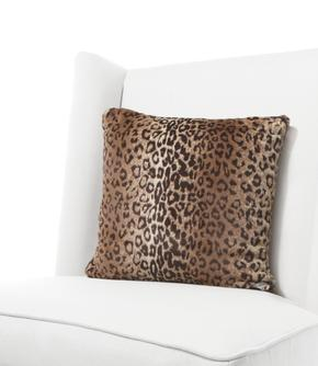 Luxe Leopard™ Throw Pillow