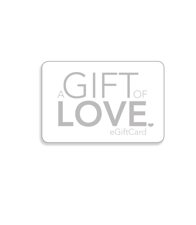 A Gift of LOVE eGiftCard