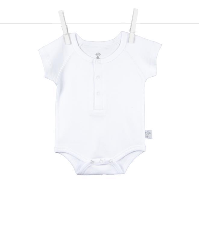 Basics™ Henley Bodysuit