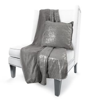 Luxe Lustre™ Rain Throw