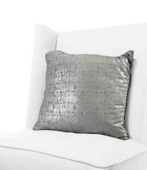 Luxe Lustre Rain Throw Pillow