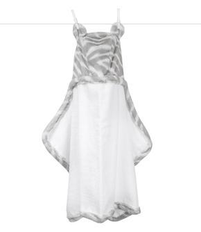 Luxe™ Zebra Towel