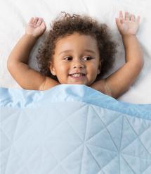 Bliss™ Cross Quilt Blanket