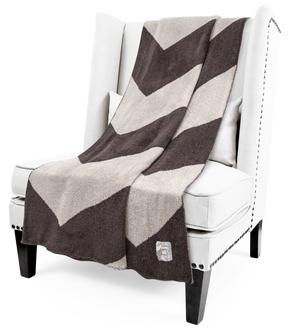 Dolce™ Chevron Throw