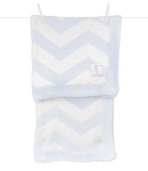 Dolce Chevron™ Baby Blanket