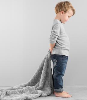 Luxe™ Herringbone Blanket