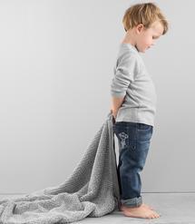 Luxe™ Herringbone Baby Blanket