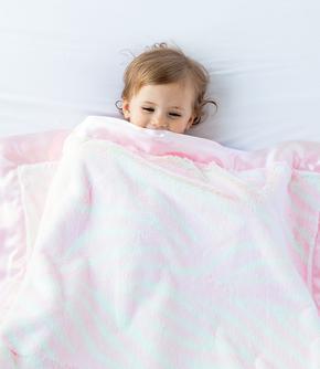 Luxe™ Zebra Blanket
