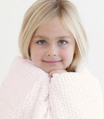 Luxe Twist™ Baby Blanket