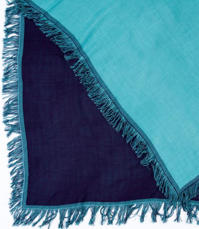 Marrakech™ Frayed Edge Baby Blanket