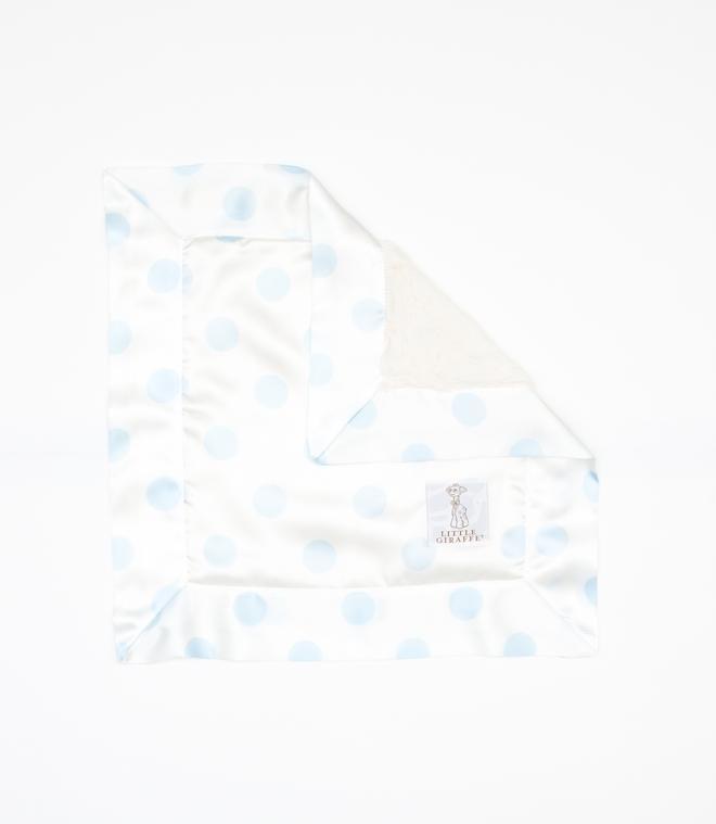 Luxe™ Cream Dot Blanky