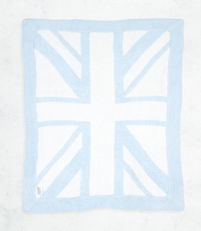 Knitting Pattern For Union Jack Blanket : Dolce  Union Jack Blanket Baby Blankets
