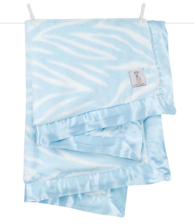 Luxe™ Zebra Baby Blanket