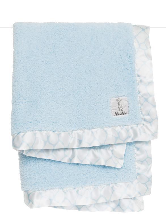 Chenille Giraffe™ Baby Blanket