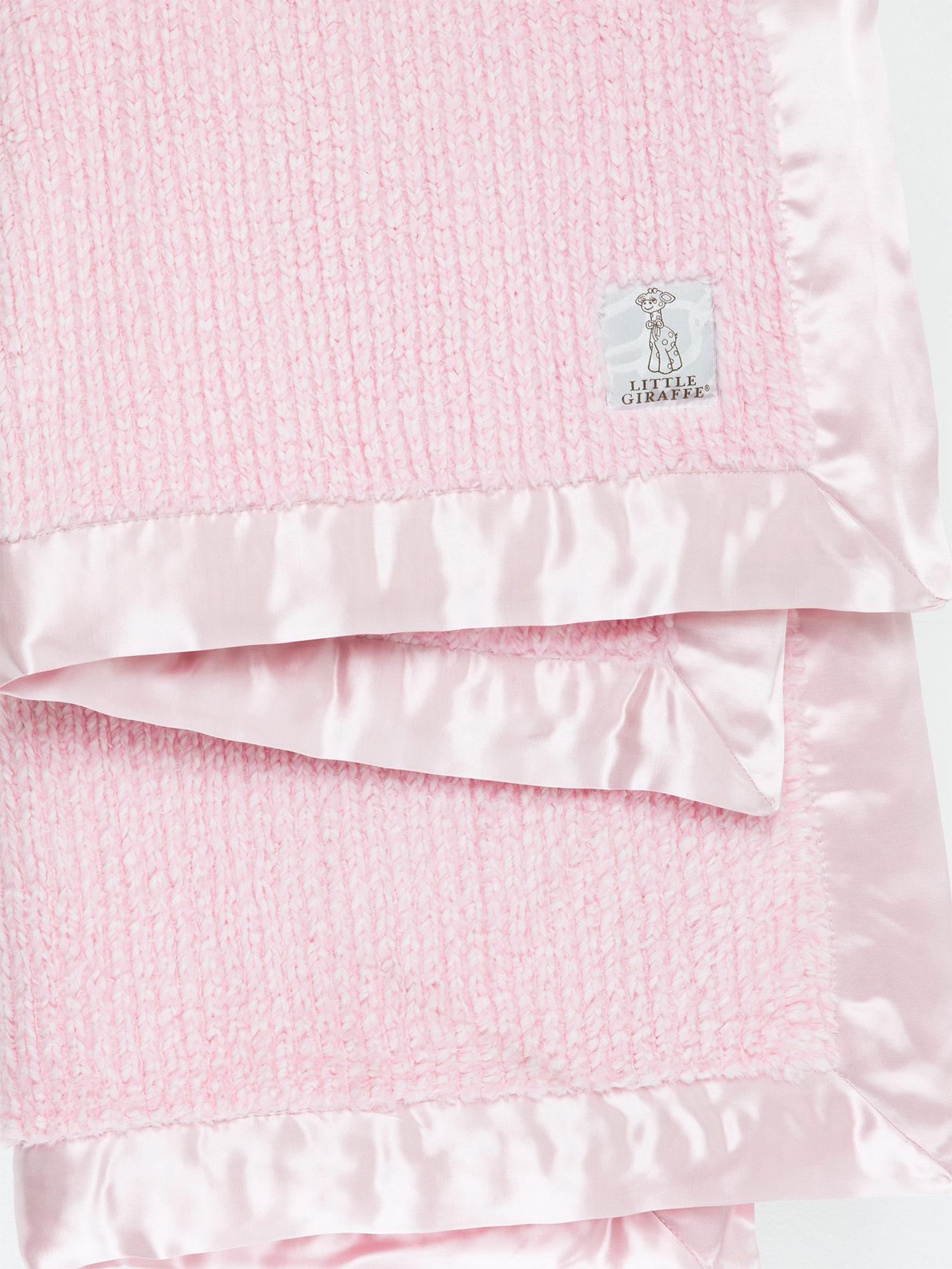 luxe u2122 herringbone baby blanket