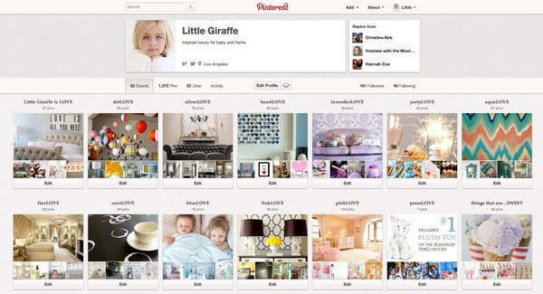 Little Giraffe on Pinterest