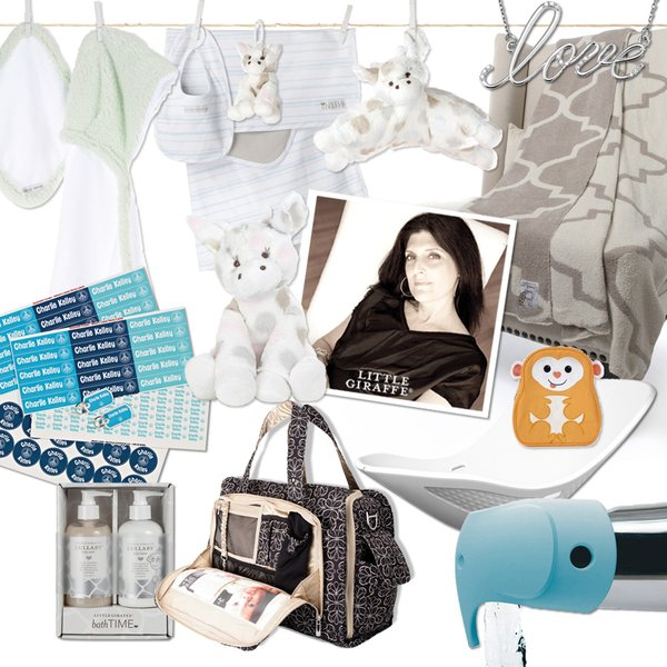 Little Giraffe CEO Trish Moreno has curated $1,000 worth of her favorite items to give away to one lucky fan. Enter to win. Winners announced March 1, 2013.