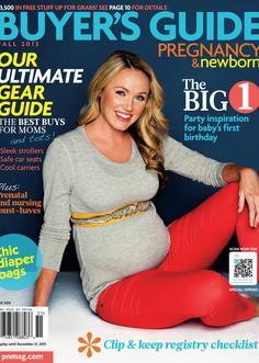 Pregnancy Magazine Little Giraffe